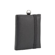 Men's Genuine Soft Leather RFID Protected 5 Cards tri-fold Wallet